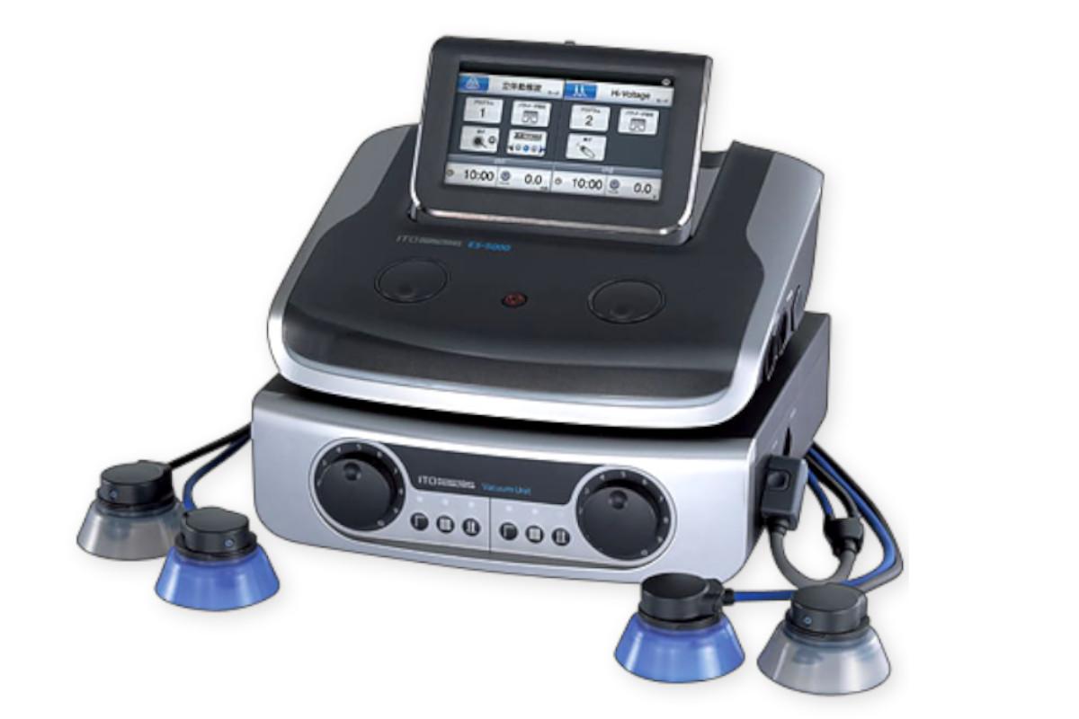 検査・複合型治療器ES-5000